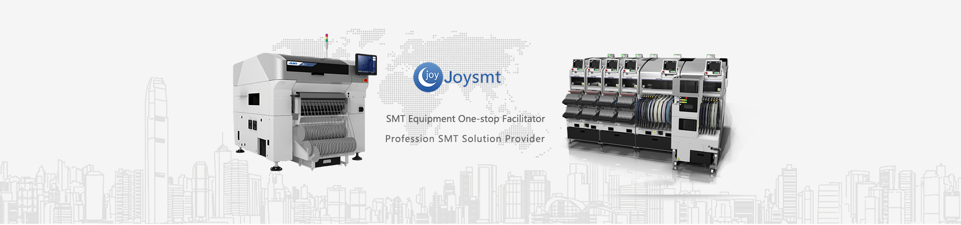 joysmt SMT machine and SMT Parts