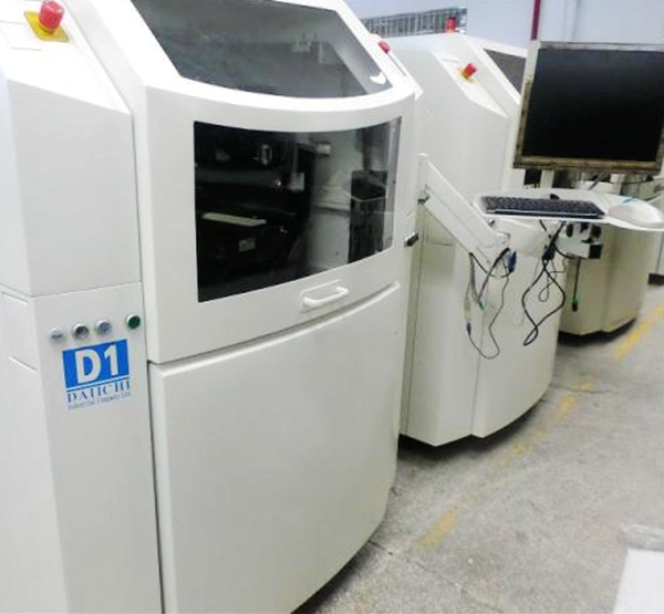 MPM UP2000/A Screen Printer D1