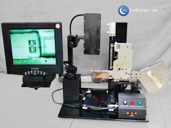 FUJI CP series placement SMT feeder calibration