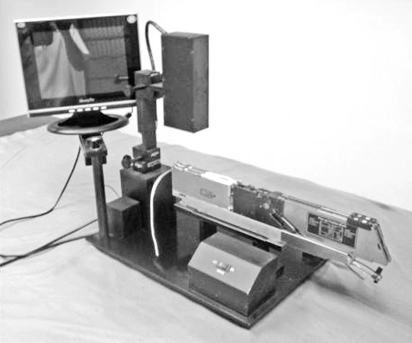 Siemens feeder calibration jig