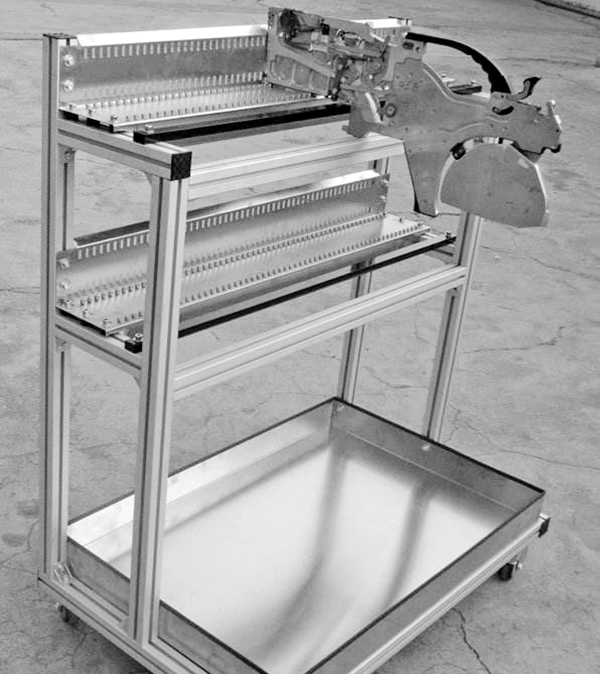 Samsung CP series feeder storage cart