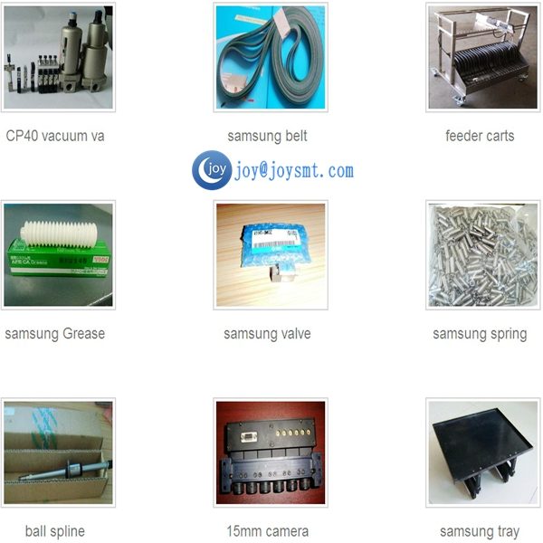 Samsung SMT Parts Board Assy J9801193
