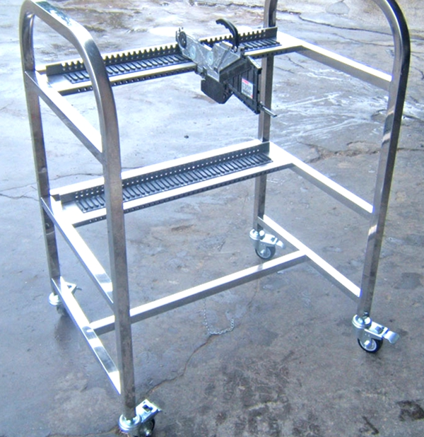 YAMAHA YS Feeder Storage Cart|Feeder Trolley