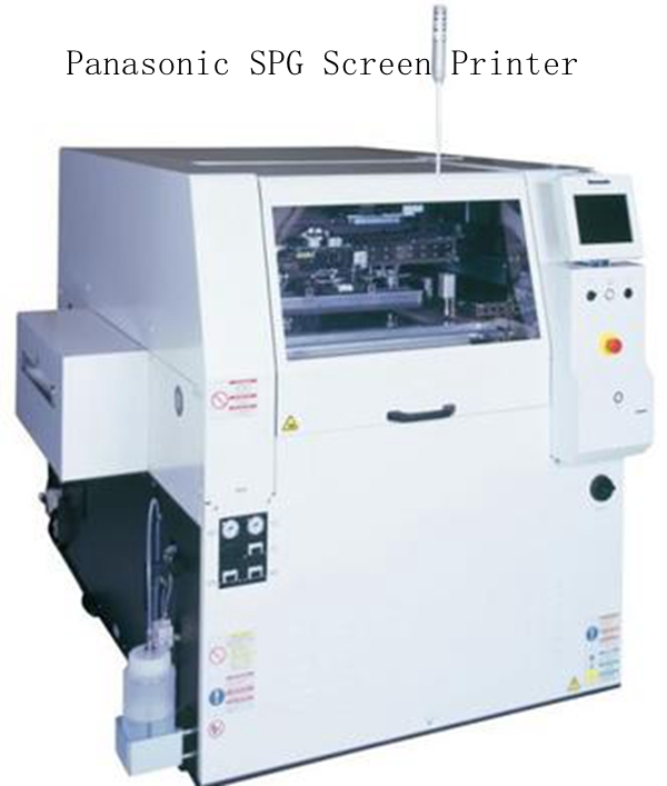 Panasonic SPG Screen Printer|SMT Machine