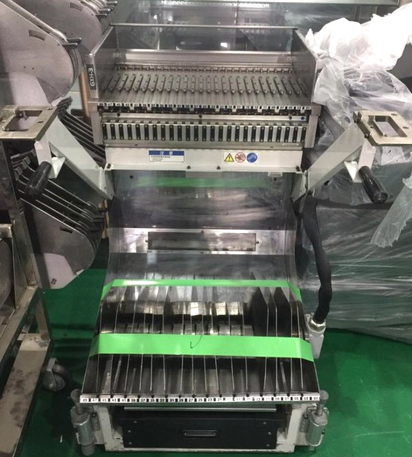 Hitachi feeder exchange cart
