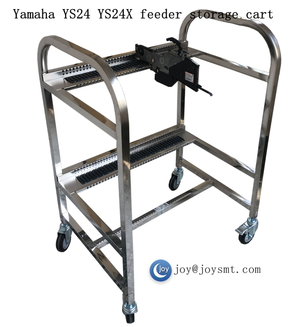 Yamaha YS24 YS24X feeder storage cart