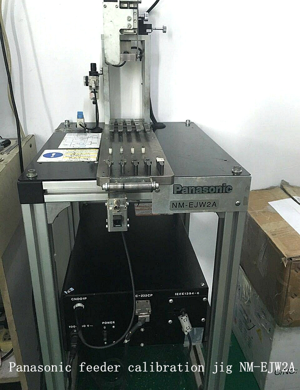 Panasonic feeder calibration jig NM-EJW2A