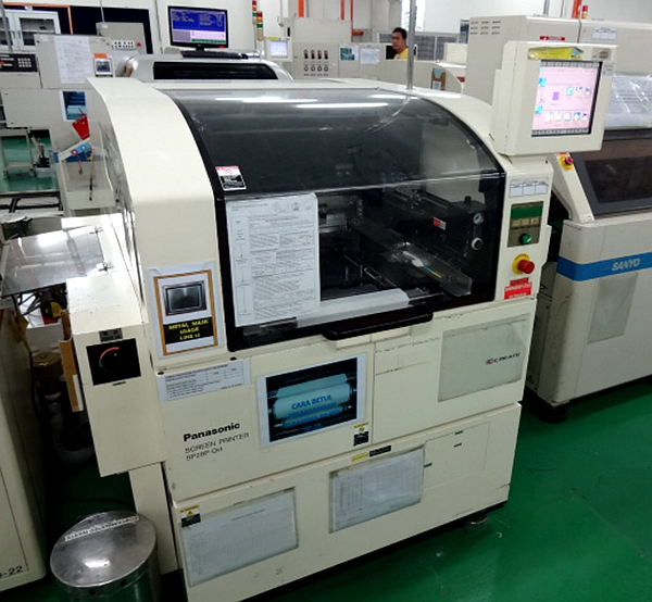 Panasonic SP28-DH SMT machine