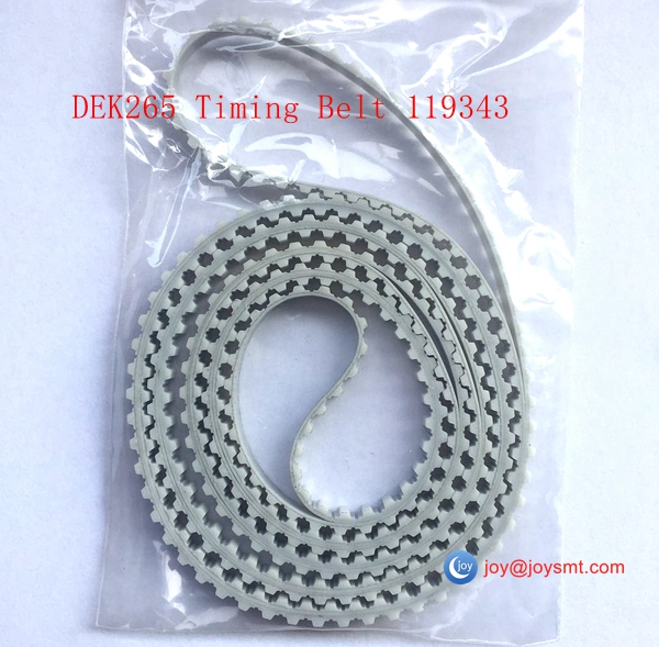 DEK265 Timing Belt 119343