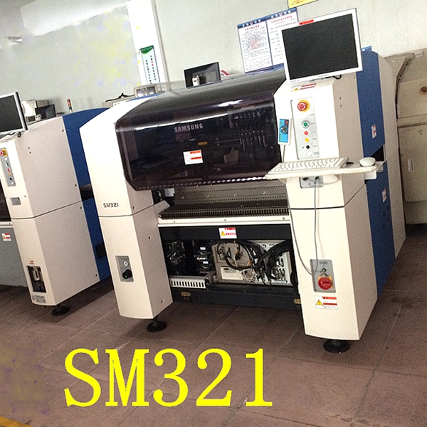 Samsung SM321 placement machine parameters
