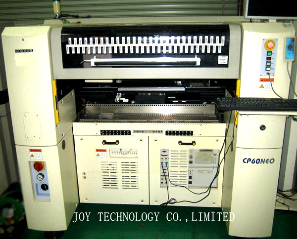 Samsung CP60 high-speed flexible placement machine