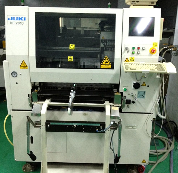 JUKI KE-2010 Placement Machine specifications