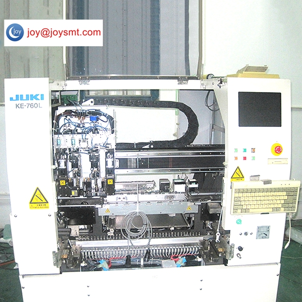 JUKI KE-760 Chip Mounter