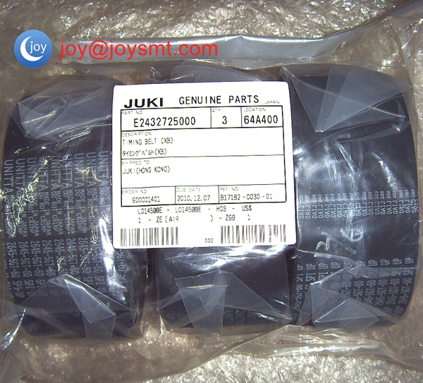 JUKI TIMING BELT (XB) E2432725000 UNITTA 2645-5GT-60
