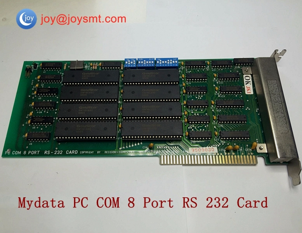 Mydata PC COM 8 Port RS 232 Card