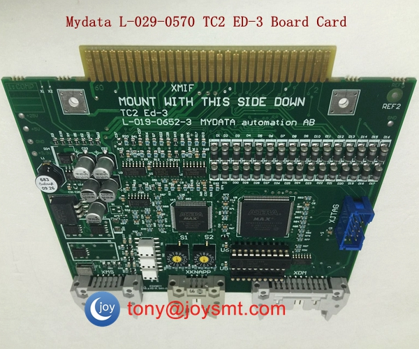 Mydata L-029-0570 TC2 ED-3 Board  Card