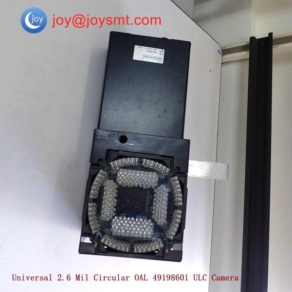 Universal 2 6 Mil Circular OAL 49198601 ULC Camera