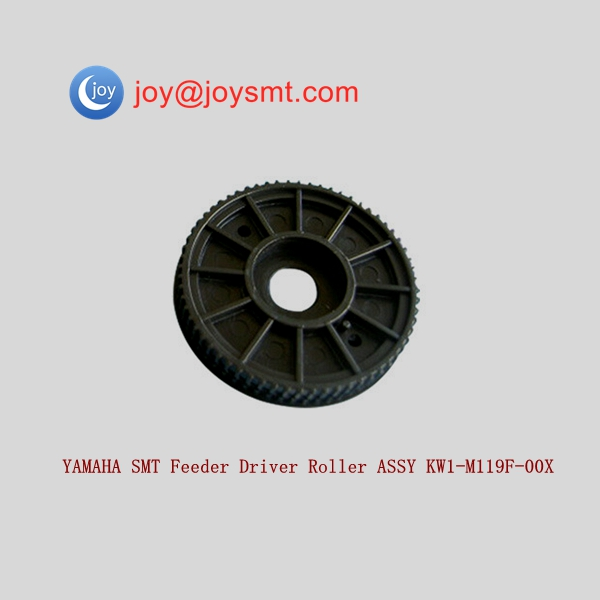 YAMAHA SMT Feeder Driver Roller ASSY KW1-M119F-00X