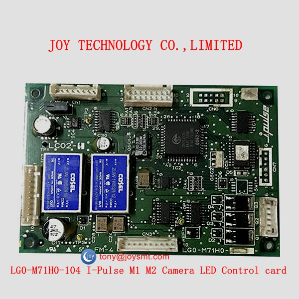 LG0-M71H0-104 I-Pulse M1 M2 Camera LED Control card
