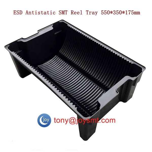 ESD Antistatic SMT Reel Tray 550*350*175mm