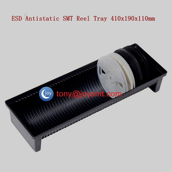 410x190x110mm ESD Antistatic SMT Reel Tray